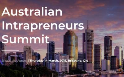 The Australian Intrapreneurs Summit